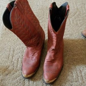 Other - Brown western Boots 11B